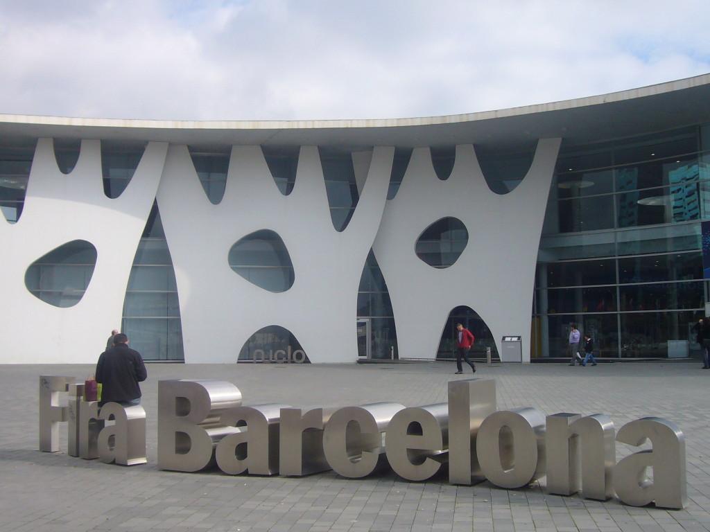 Entrada Feria Barcelona (Gran Via)